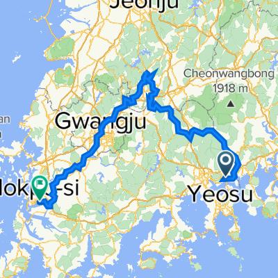 gwangju-mokpo