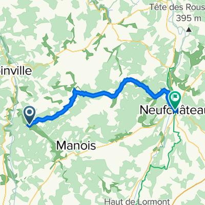 Doulaincourt - Neufchâteau, 1 rue de la 1ère Armée Francaise