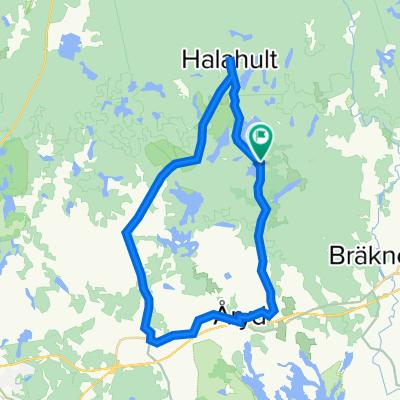 Törnerydsvägen 684, Trensum nach Törnerydsvägen 684, Trensum