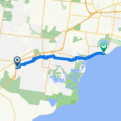 Altona Beach Route
