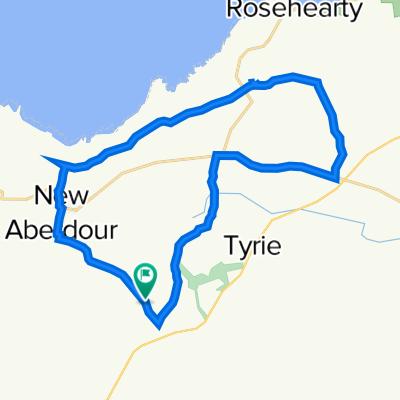 New Aberdour (Radar Loop)