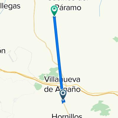 De Calle Nueva, 30, Isar a Travesía el Cañón, Manciles