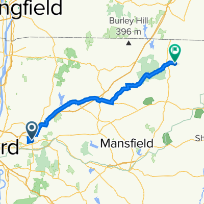 Main Street 275d, Manchester to Connecticut 197 48, Woodstock