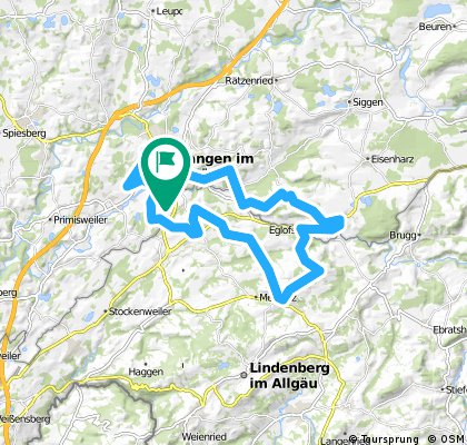Wangen -Westallgäu -Wang