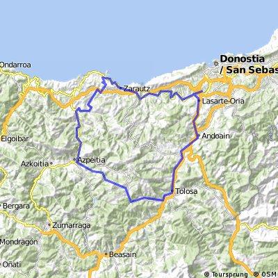 Donosti-Getaria-Meagas-Urraki-Donostia