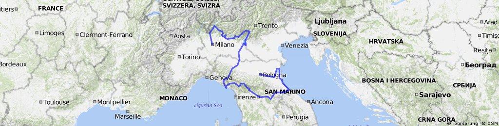 Na pizzę do Włoch