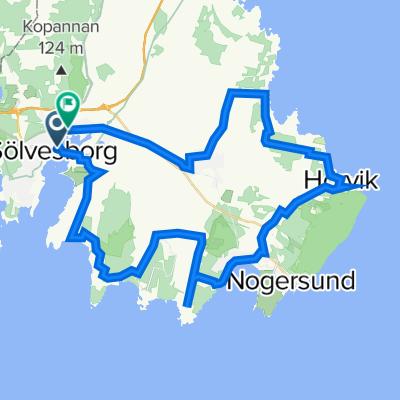 tour solvesborg