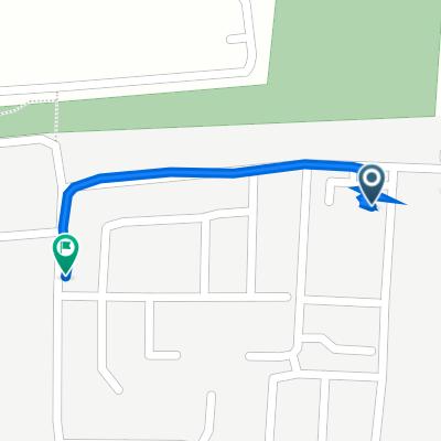 24 Darwin Road, Tilbury to 58 Dunlop Road, Tilbury
