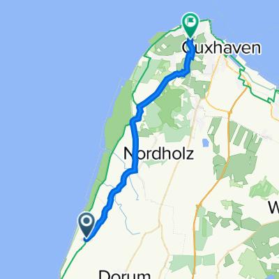 Padingbütteler Altendeich 78, Wurster Nordseeküste nach Dorfstraße 54, Cuxhaven