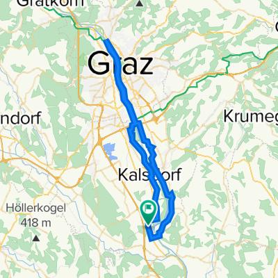 52 km werndorf-graz-werndorf
