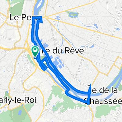 De 12 Rue de Val-André, Le Port-Marly à 12 Rue de Val-André, Le Port-Marly