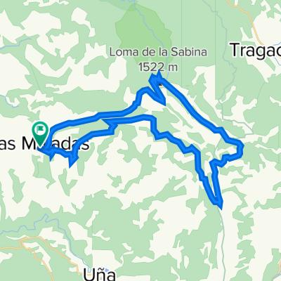 Majadas. Sierra de Cuenca. Arroyo de la Madera