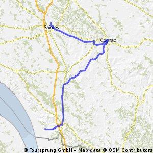 Saintes - St-Bonnet
