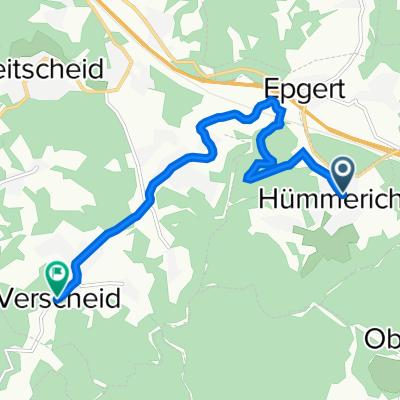 Friedrichstraße 3, Hümmerich nach Waldbreitbacher Straße 15, Breitscheid