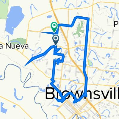 2201–2265 McAllen Rd, Brownsville to 142 Crepemyrtle Crossing, Brownsville