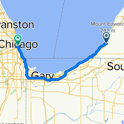 Lake Michigan Tour- Day 14
