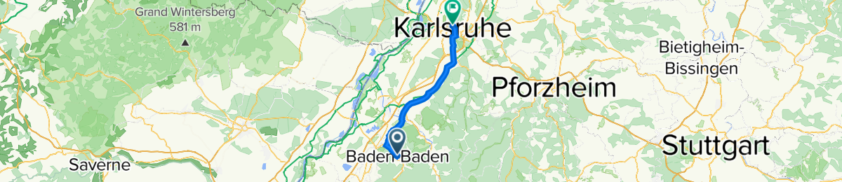 10.Baden Baden-Karlsruhe
