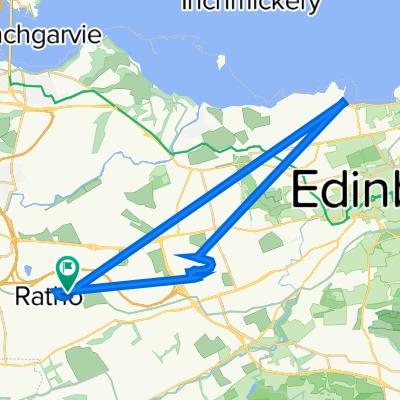 East Croft 7, Ratho to East Croft 7, Ratho