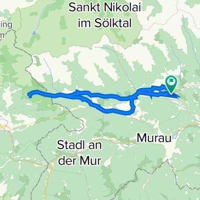 Saint Peter am Kammersberg- Prebersee