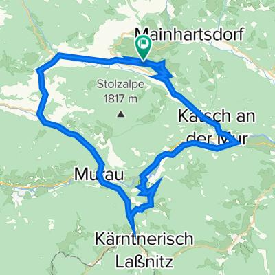 okruh Kammersberg-Murau-Kamersberg