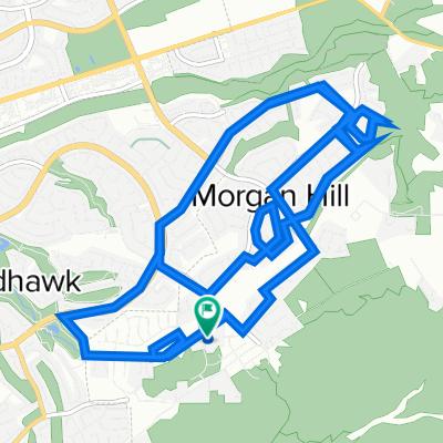 Morgan Hill and Terracina tour.
