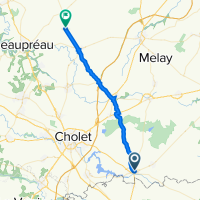 Maulevrier/La-poiteviniere