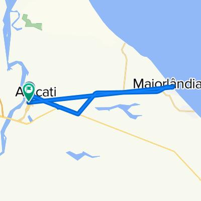 De Rua Coronel Alexanzito, 452–492, Aracati a Rua Coronel Alexanzito, 789, Aracati