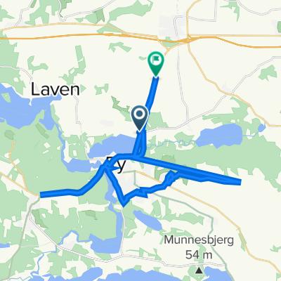 Tulstrupvej 80, Ry to Randersvej 108, Ry