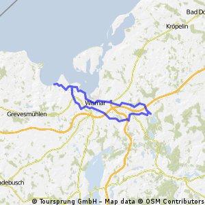 Beckerwitz - Neukloster - Beckerwitz