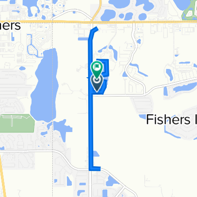 8951–8999 Sugar Palm Rd, Kissimmee to 3005 Westside Blvd, Kissimmee