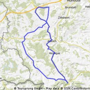 A travers le Sundgau