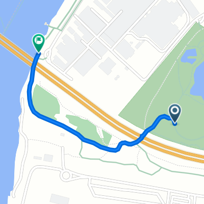 Bay Trail, Port Melbourne to Bay Trail, Port Melbourne
