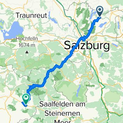 Schleedorf-Saalach-Fieberbrunn