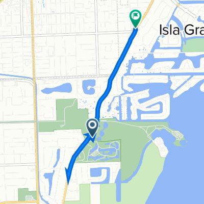9699–9845 Old Cutler Rd, Coral Gables to 7900 Old Cutler Rd, Coral Gables