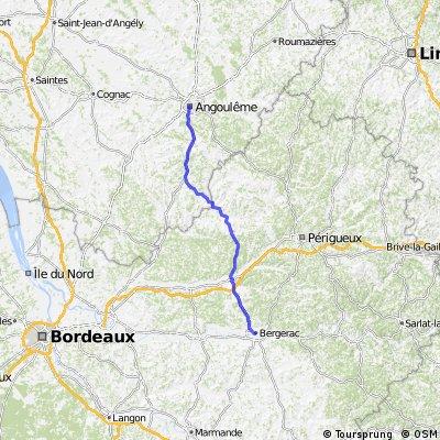 BVCC Angouleme to Bergerac