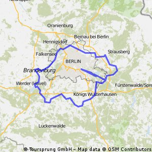 Berlinumrundung II