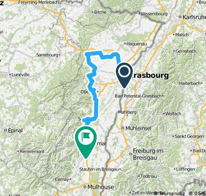 Alsace : 9 - 13 octobre 2006