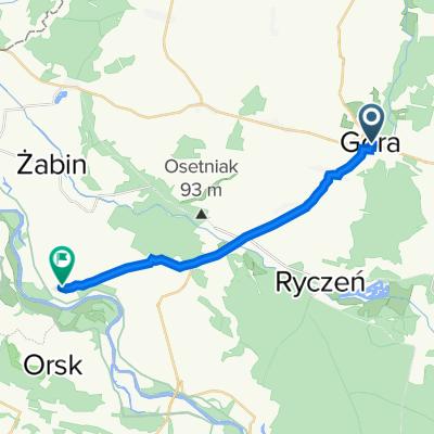 Marszałka Piłsudskiego 34, Góra do 42G, Bełcz Wielki