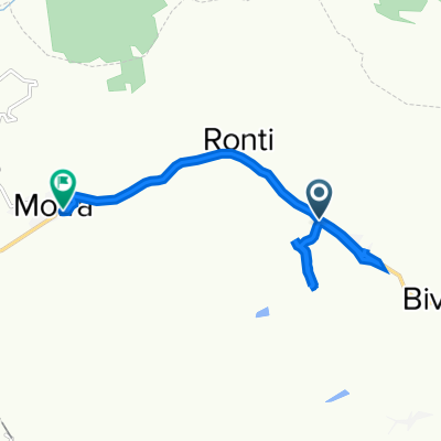 Badia Petroia, Città di Castello nach Via Castiglionese 2, Morra