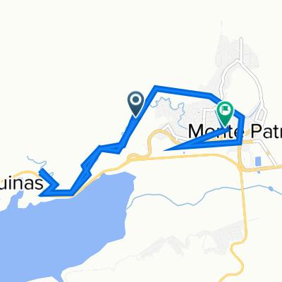 Ruta a Maipú 324, Monte Patria