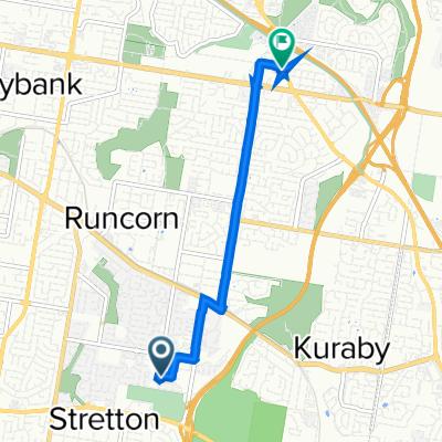 15 Sheehy Street, Runcorn to 2433B Logan Road, Eight Mile Plains