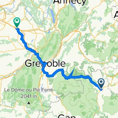 18-J. Briançon - Bourgoin-Jallieu (198 Km)