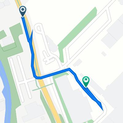 Zuidplasweg 3, Zevenhuizen naar Nijverheidscentrum 4a, Zevenhuizen