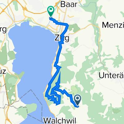Zugerberg - Zug