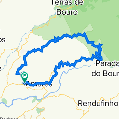 Amares - Baloiço Urjal - Abadia