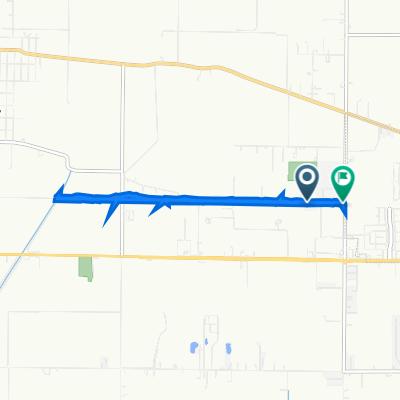 4279–4359 Almendra Rd, Yuba City to 4101–4231 Almendra Rd, Yuba City