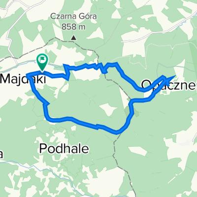 Koszarawa Buciorysz Jałowiec Schronisko