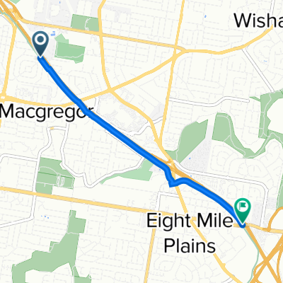 34–38 Worrell Street, Macgregor to Miles Platting Road, Eight Mile Plains