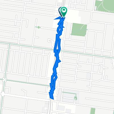 Evans Street, Brunswick East to 240-250 Lygon Street, Brunswick East