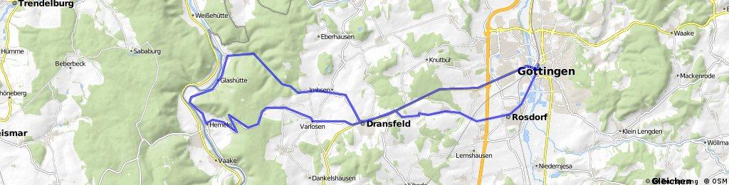 Glashuette, Hemeln, Weser